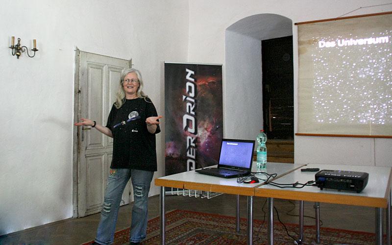 Maria Pflug-Hofmayr; Credit: Richard Arocker