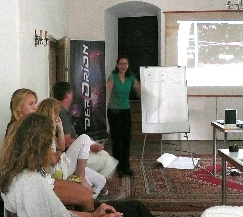 Workshop Venustransit; Credit: Maria Pflug-Hofmayr